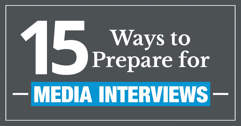 15 Ways to Prepare for an Interview